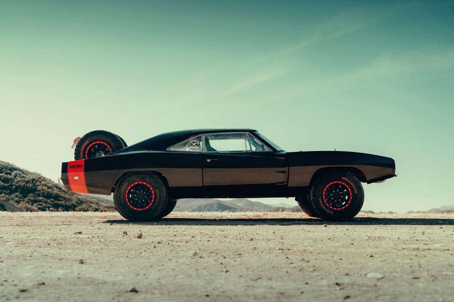 Dom Toretto Car >> Dom Toretto S Off Road Charger The Coolector