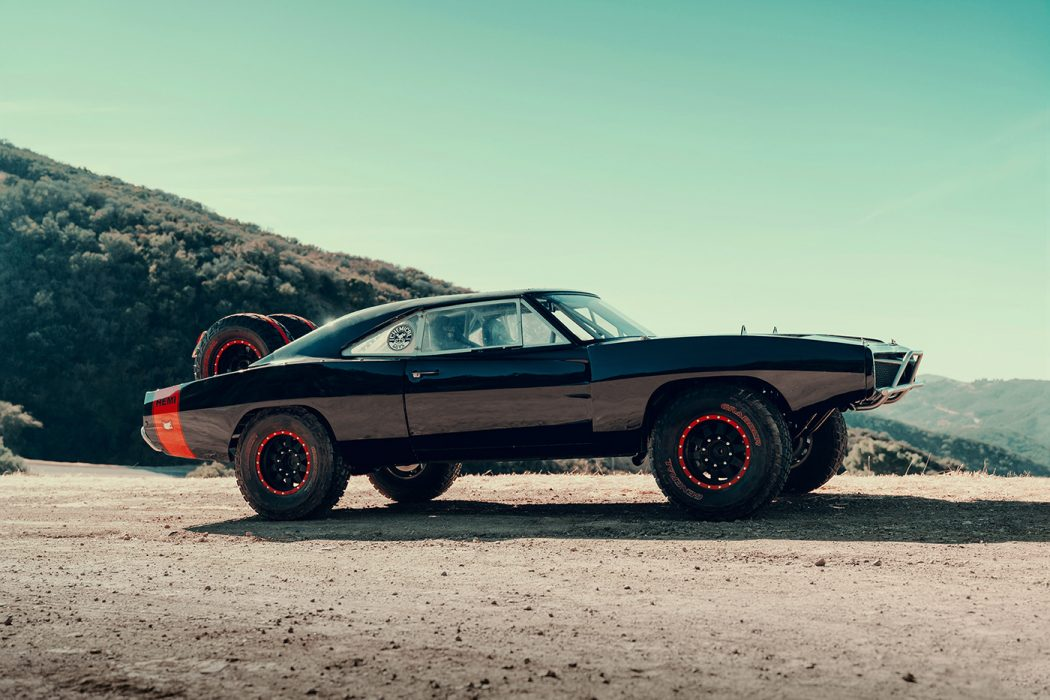 Dom Toretto S Off Road Charger The Coolector
