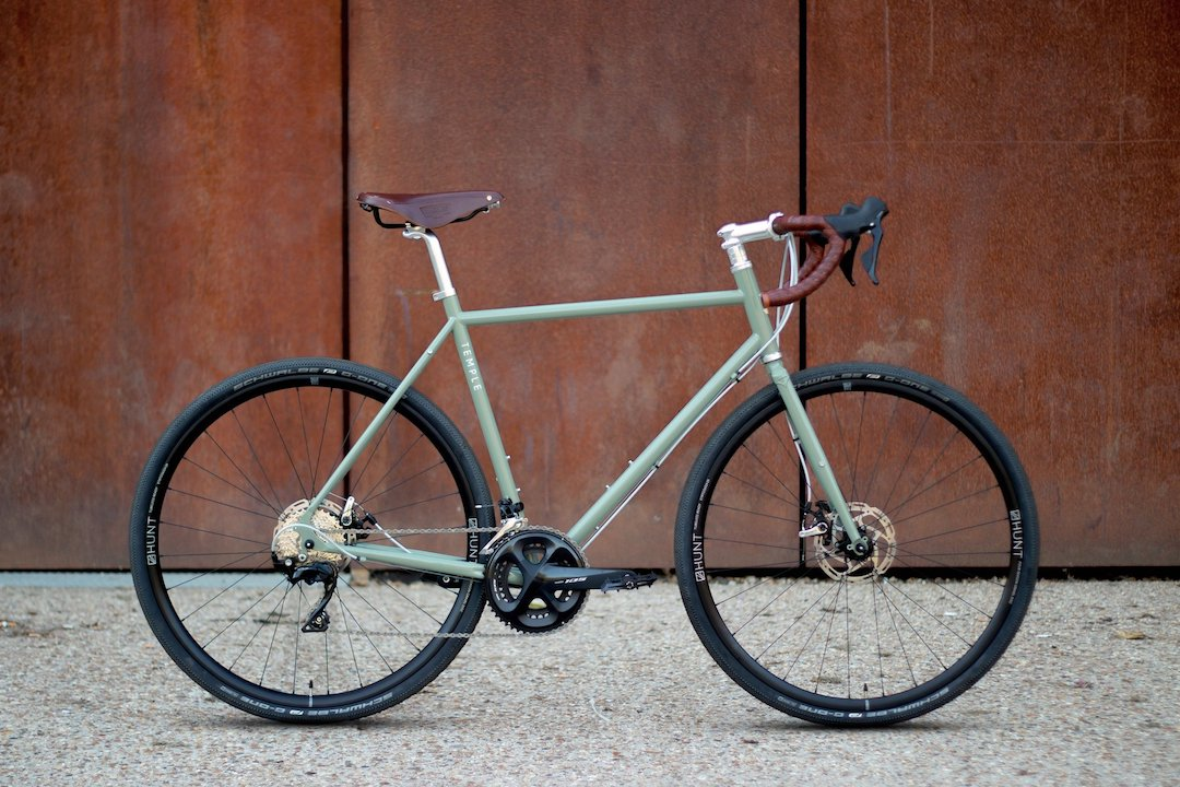 b92ba91dda7 Temple Cycles Adventure Disc Bike | The Coolector