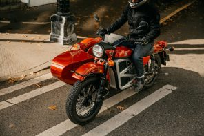 Ural All Electric Motorbike