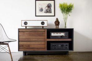 Symbol Audio Aero Cabinet
