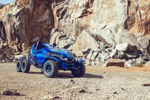 Ferox Azaris Advanced Off-Road Vehicle