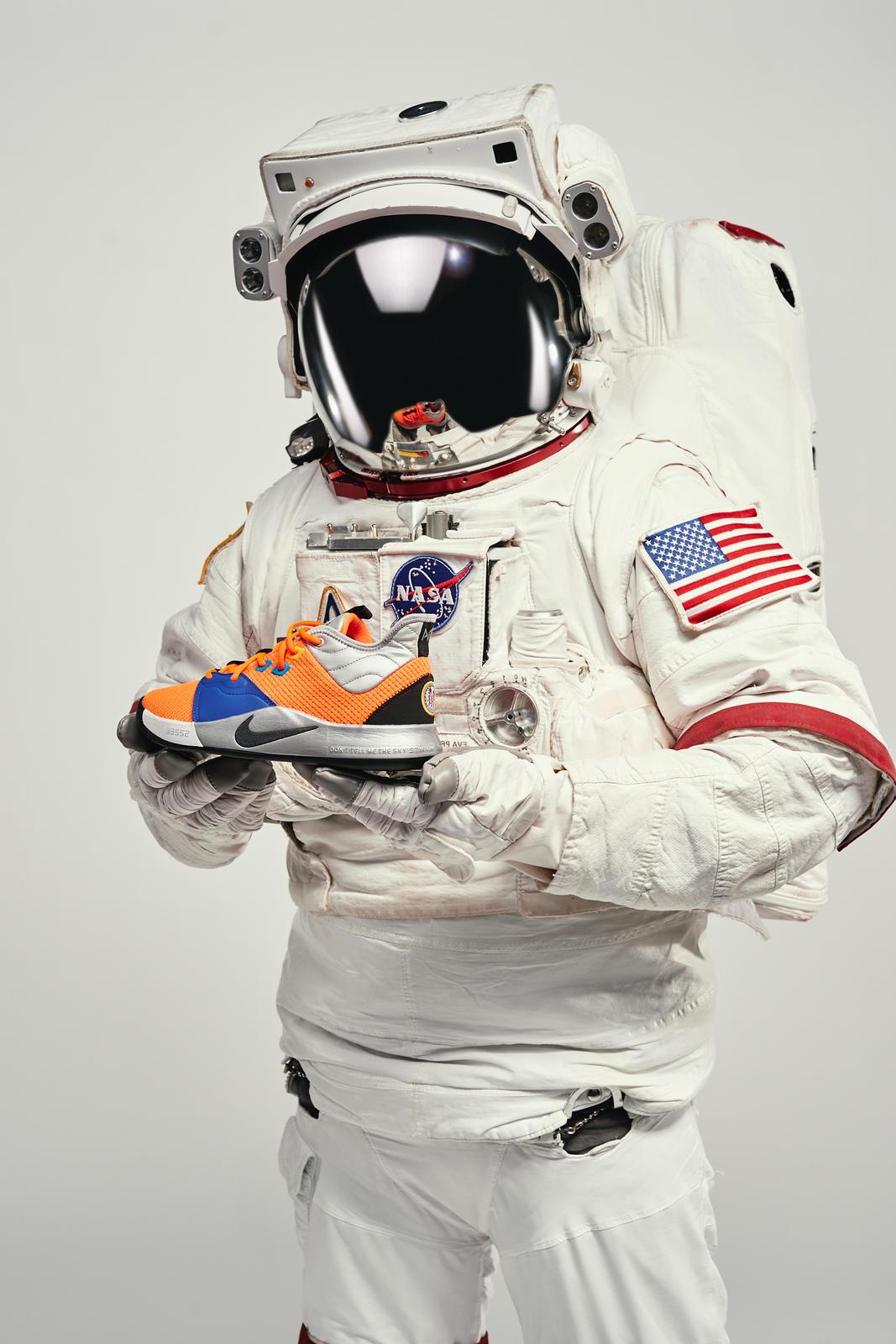 online retailer fd4ef c61f7 NIKE PAUL GEORGE NASA SNEAKERS | The Sinsa The Sinsa ...