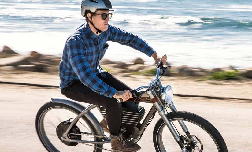 Vintage Electric Tracker S Electric Bike | The Coolector