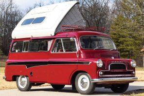 1961 Bedford CA Dormobile