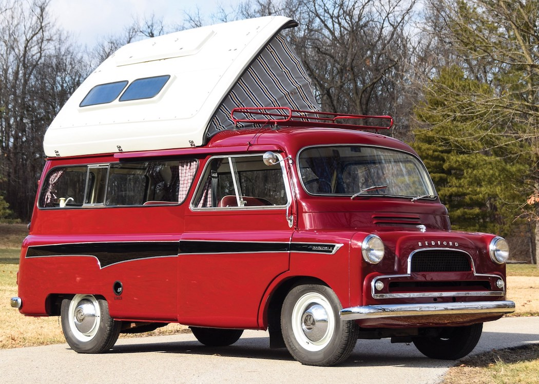 1961 Bedford Ca Dormobile The Coolector