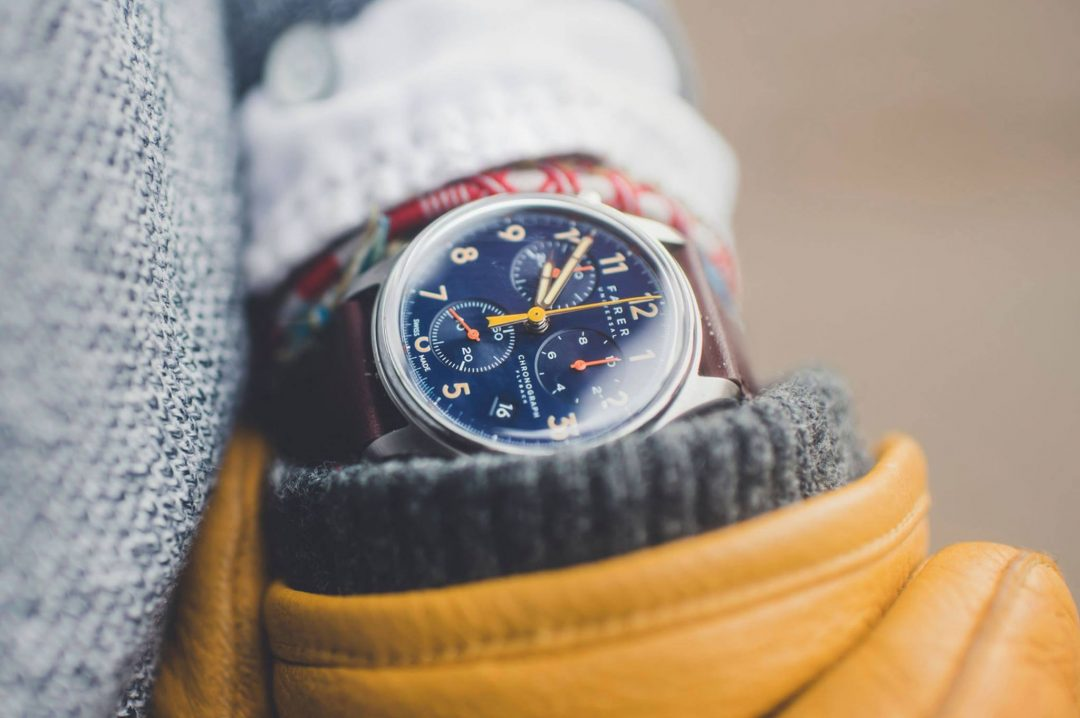 Farer Chronograph Split Second Flyback Watches The Coolector