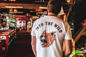 Wolf & Wander Co Into The Wild T-Shirt