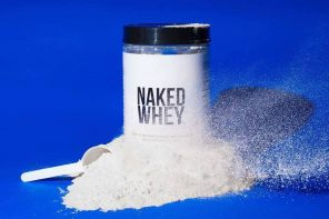 Naked Nutrition Supplements