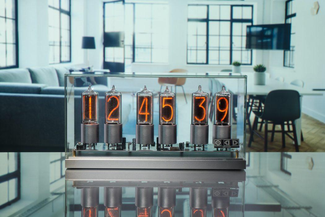 Millclock ZIN18 Nixie Tubes & Clocks   The Coolector