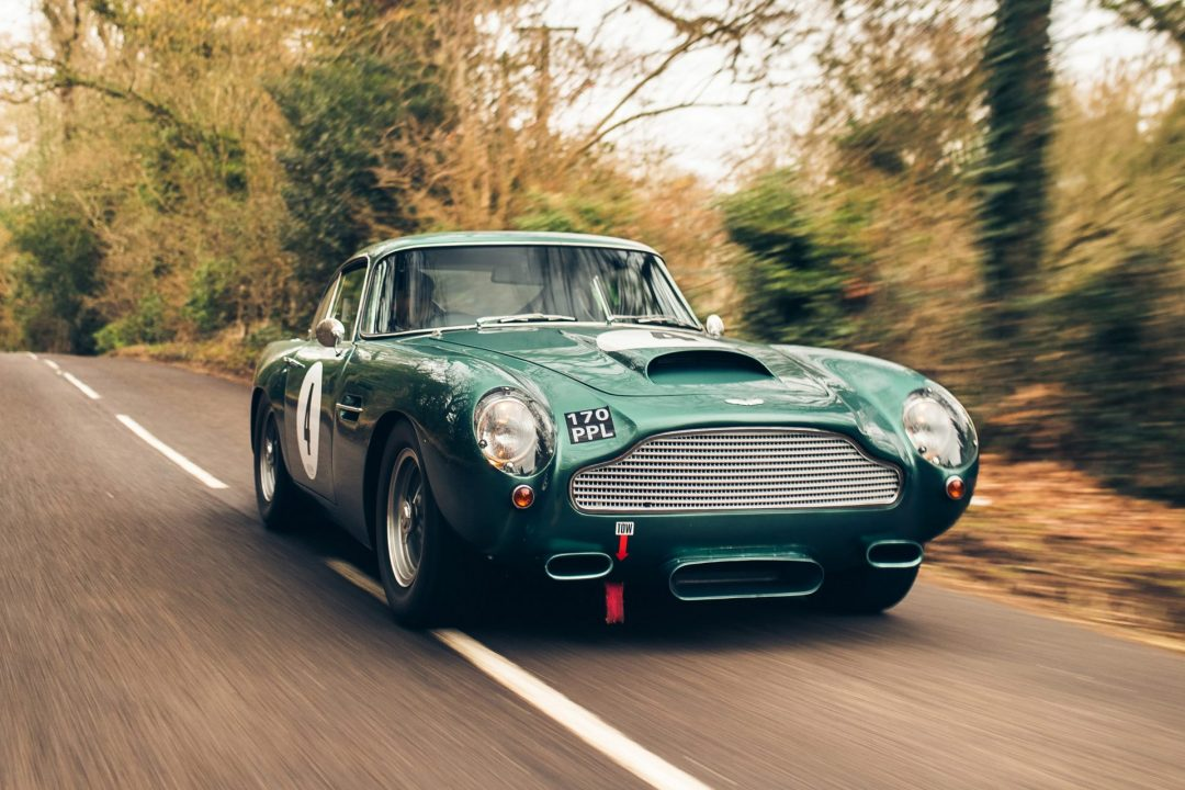1960 Aston Martin Db4gt The Coolector
