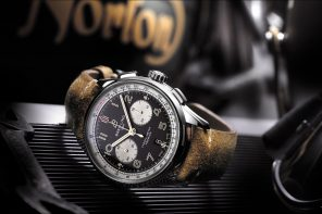 Breitling Premier Norton Edition Watch