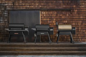 Traeger Tech Infused Grills