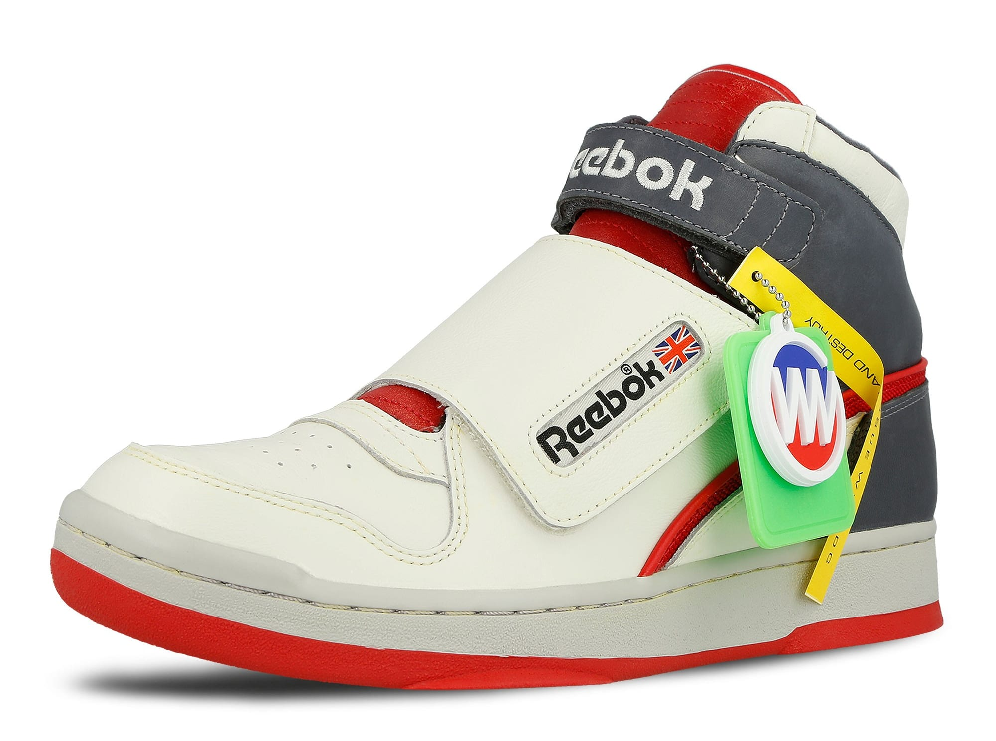 Reebok Alien Stomper 40th Anniversary Sneakers | The Coolector