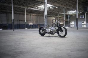 BMW Motorrad Revival Birdcage Motorbike