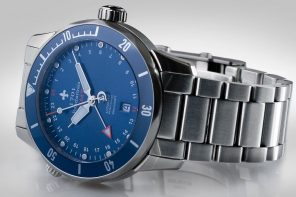 Detroit Watch Company 1701 Pontchartrain® Great Lakes Edition GMT Diver