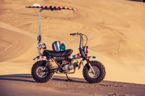 Deus Ex Machina Goof Bike
