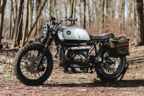 Hookie Co Racoon Motorbike