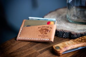 No Heroes Co Leather Goods