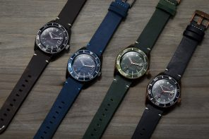 Spinnaker Wreck Watches