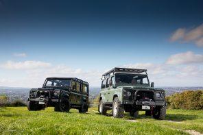 Arkonik Land Rover Defender Restorations