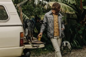 Taylor Stitch Bushland Shirt Jacket