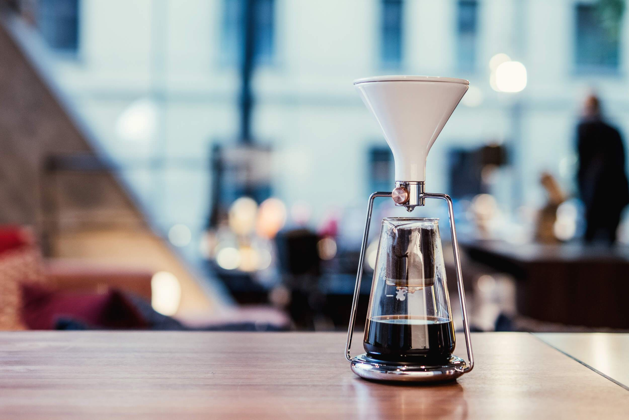 Goat Story Gina Smart Coffee Instrument The Coolector