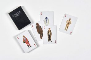 Max Dalton A Galaxy Far, Far Away Playing Cards