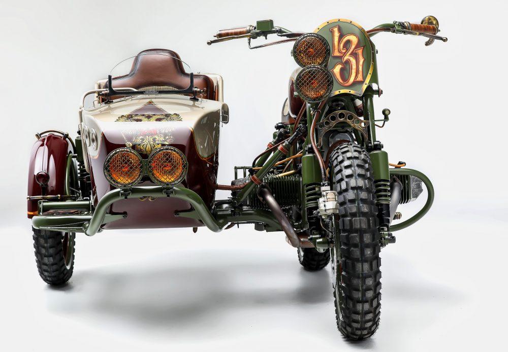 Solid Motorcycle Ilo Cycle Sidecar – Icalliance