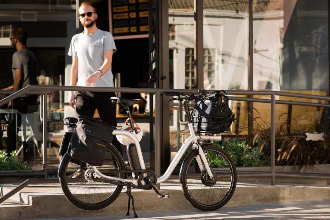 Pure Cycles Capacita Electric Bike The Coolector