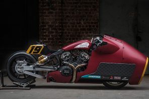 Workhorse Appaloosa Motorbike