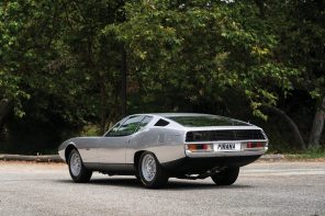 1967 Jaguar Pirana by Bertone