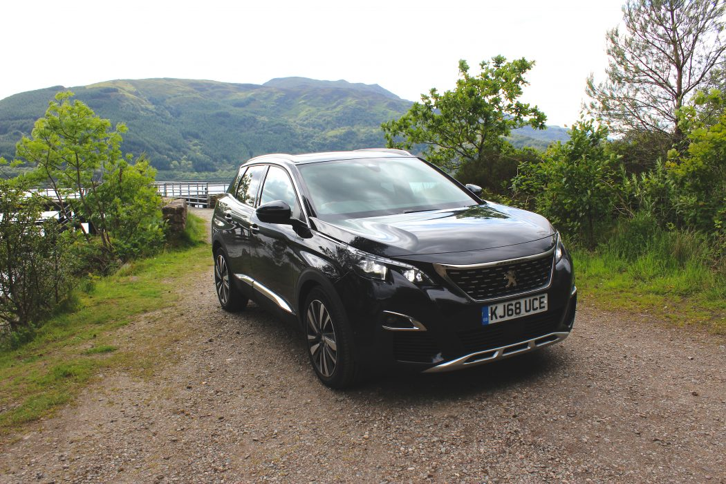 Peugeot 3008 Suv Gt Line Suv The Coolector