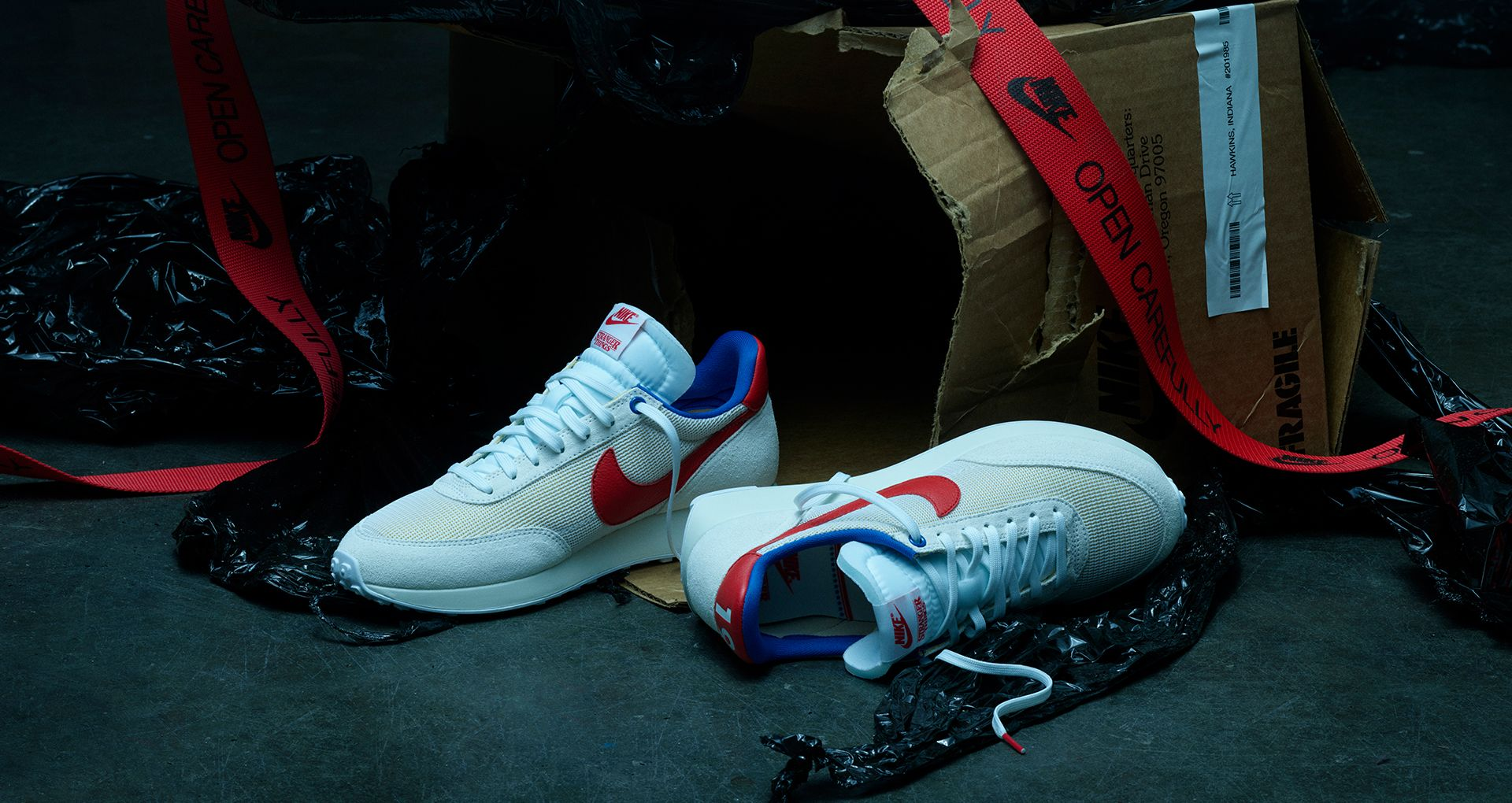 Nike Stranger Things Collection | The Coolector