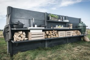 WWOO Concrete Outdoor Kitchens