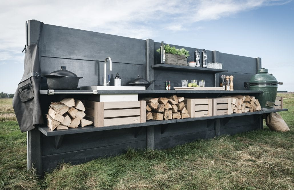 WWOO Concrete Outdoor Kitchens | The Coolector