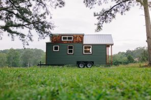 Wind River Acadia Tiny House