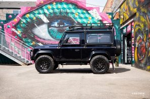 Arkonik Fargo Land Rover