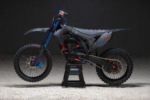 Kawasaki KX 450 3D Core Motorbike