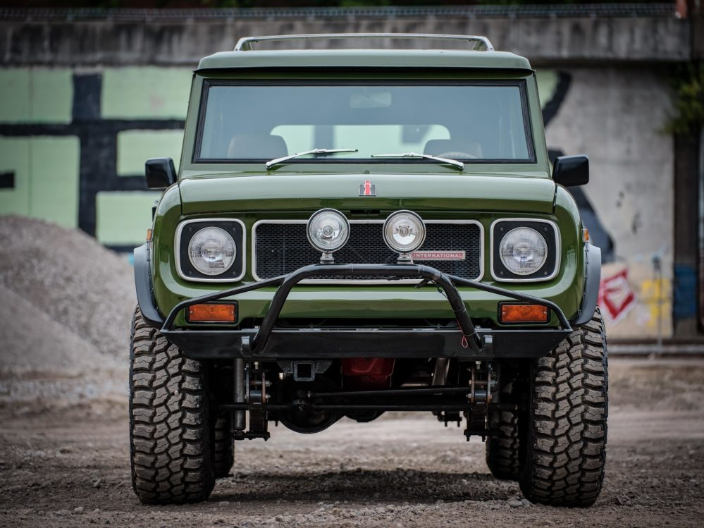 1970 International Harvester Scout 800 | The Coolector