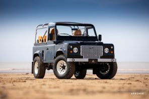 Arkonik So-Cal Land Rover Defender