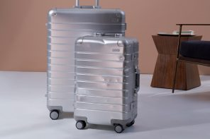 Away Travel Aluminium Collection Suitcases