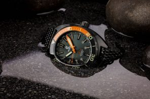 Ocean Crawler Core Diver Watch