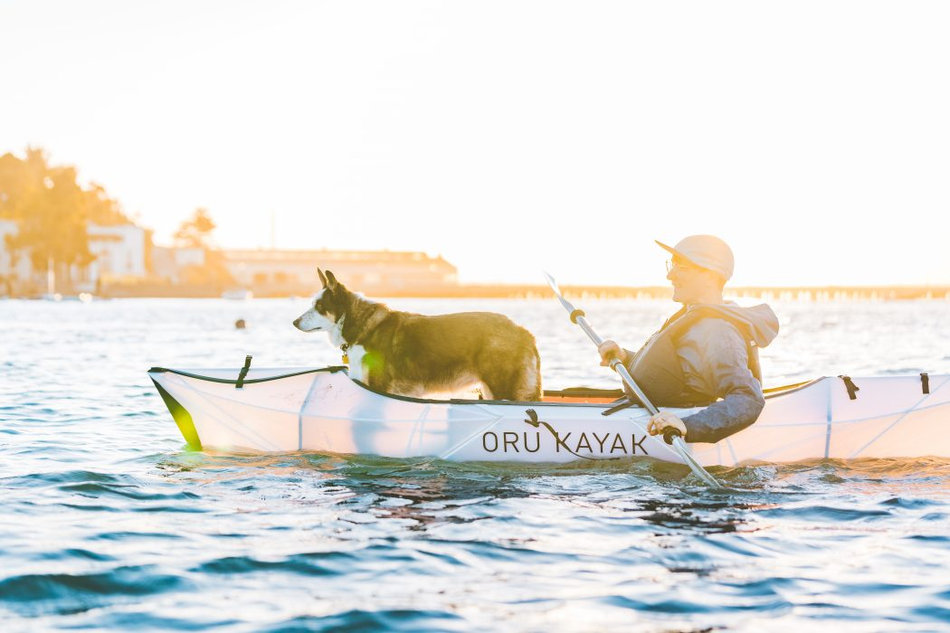 Incredible Oru Origami Kayak Launches Today on Kickstarter! | 700x1050