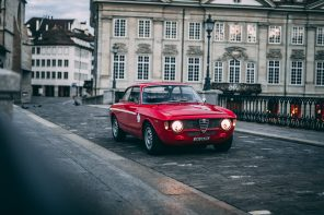 1968 Alfa Romeo GTA 1300 Junior Stradale