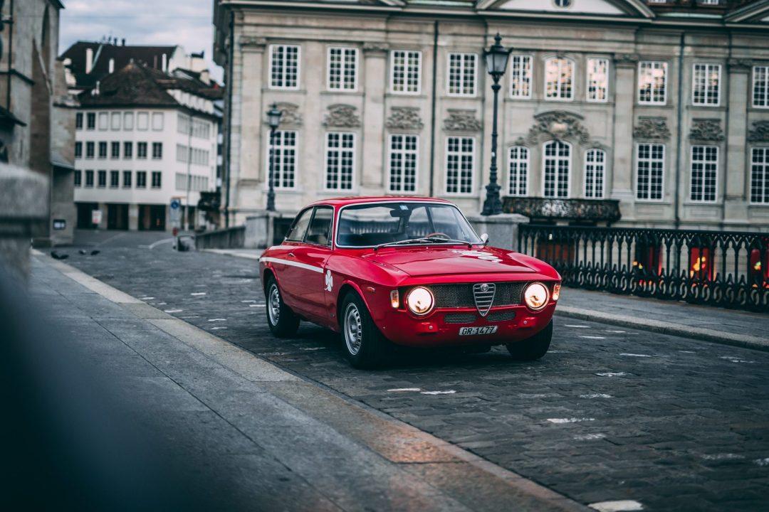 1968 Alfa Romeo Gta 1300 Junior Stradale The Coolector