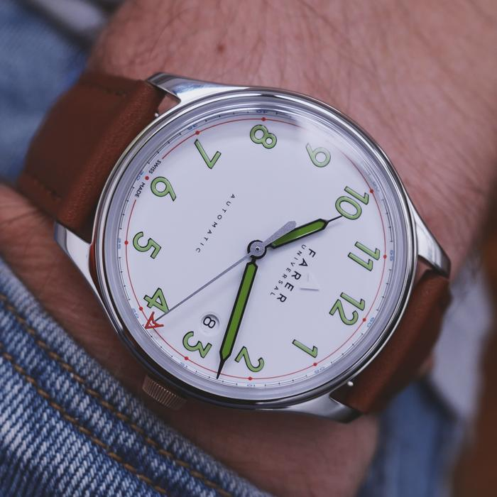 Farer Three Hand Automatic Watches | The Coolector