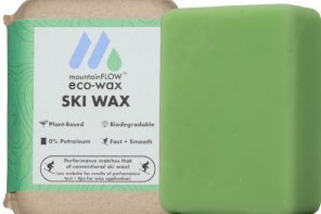 MountainFLOW Plant Based Ski Wax