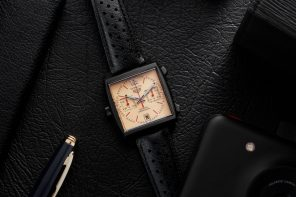 TAG Heuer x The Hour Glass Commemorative Watch