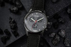 TRIWA X Humanium Metal 2.0 Watch